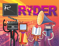 The Ryder Best of 2014 Issue Cover Design