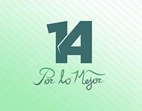 14: Por lo mejor