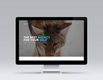 Salty - A creative digital agency & portfolio template