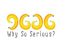 9GAG: Banana Redesign