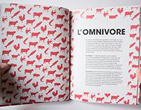 """""""OMNIVORE"""" - BOOK"""