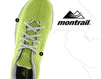 Montrail.com Redesign
