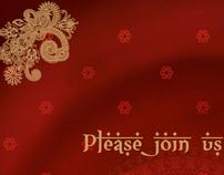 Bollywood bash invite