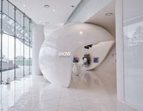 """CJ Blossom Park """"SHOW"""" - Exhibition Design"""