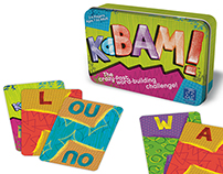 KaBAM! Game Design and Illustration