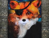 Mr. Steampunk Fox
