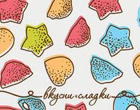 Cookies package design