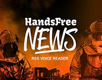 HandsFree News