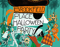 Brookfield Place Halloween Party 2014
