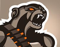 Viscous Weasel logo