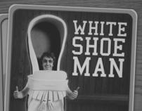 White Shoe Man –Brisbane Roar
