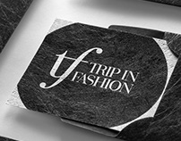 Trip in Fashion - Fashion Show Event Identity.