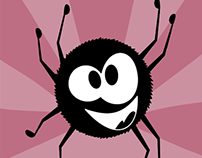 Mobile Game Project - Stu the Spider