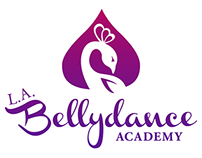 Los Angeles Bellydance Academy Logo and Signage