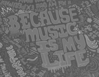 Because music is my life – Griffith University
