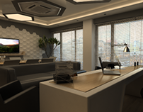OFFICE DESIGN-Manager Room