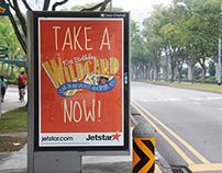 Jetstar 10th Anniversary - Wildcard