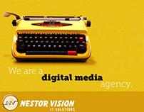 Nestor Vision 2015 Calendar