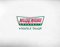 Krispy Kreme Doodle Dough Films