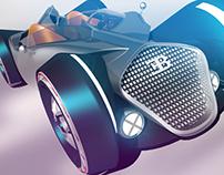 Bugatti Liriom