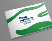 Visual Identity Casa do Menor onlus