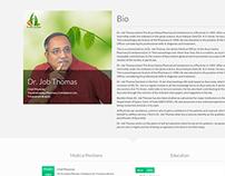 Doctor's Portfolio