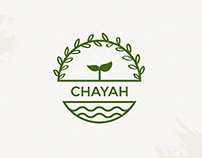 Chayah   Identity & Packaging