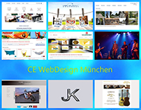 CE WebDesign München: Joomla & WordPress