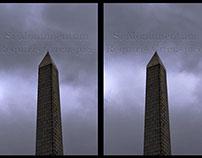 Si Monumentum Requiris Circumspice (3D stereoscopic)