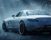 Rainy Scenes