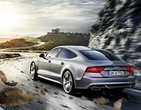 Audi quattro Campaign 2014 Print