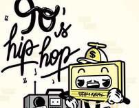 90's hip hop