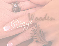 Hand Carved Rings
