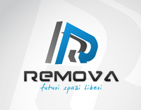 Remova - logo design