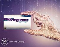 MEGAMOX Poster-celebrating 14M user around the world