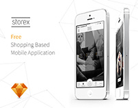 Free Shopping Based Mobile Application: Storex