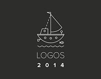 Logos of 2014