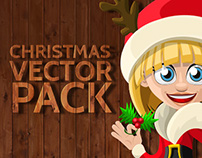 Christmas Vector Graphic Pack
