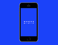 Wander Off (Mobile App Design)