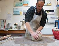 Craig Underhill - Ceramicist