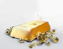 jewelry animation sample