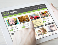 City Coupon - Web site