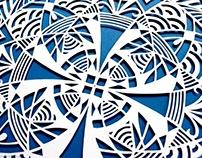 Mandala Paper-Cutting