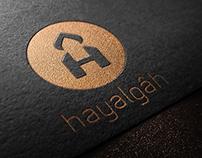 hayalgâh brand design