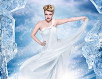 Ice Queen - Speed Art