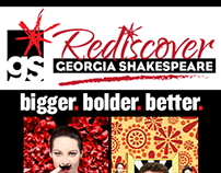 Brochure: Georgia Shakespeare 2014-15 Season