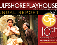 Annual Report: Gulfshore Playhouse 2013-14