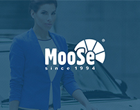 Moose Responsive Website