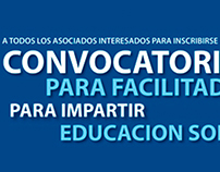 Convocatoria Facilitadores