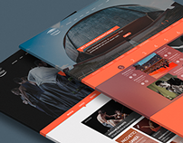 Auditorium Parco della Musica | Web UI/UX Redesign